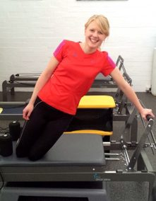 The Pilates Challenge continues…