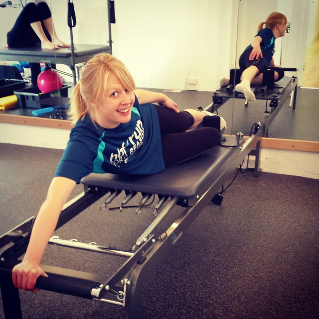 Clinical Pilates – a work out for the body and the mind
