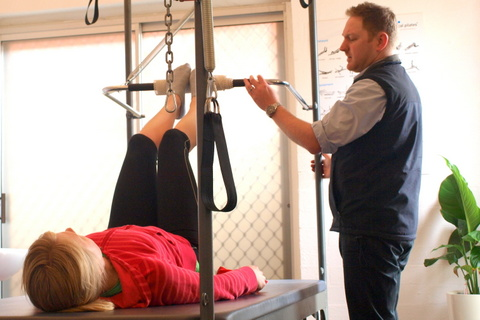 My Clinical Pilates Challenge – first pilates group class!