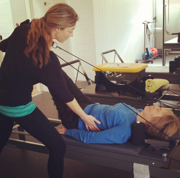 Clinical Pilates: not just for the young, but for the young at heart!