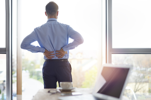 Lower Back Pain – what causes it?
