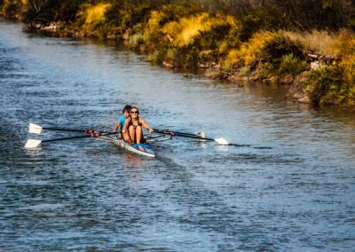 Back Pain in Rowing – What's the Catch?