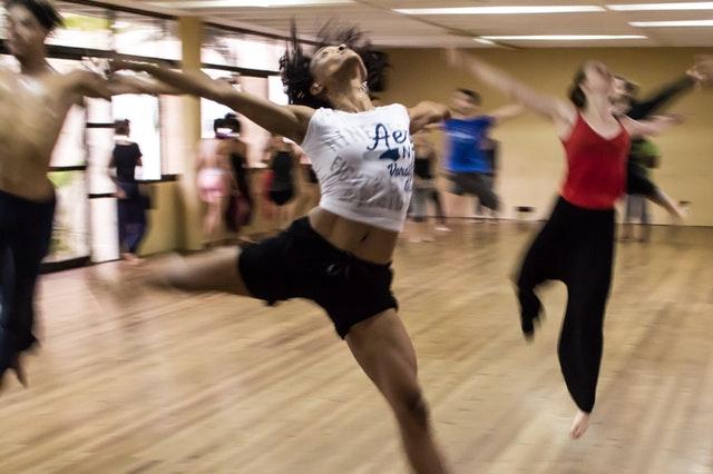 Improving Flexibility in Dancers
