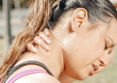A Pain In The Neck: Wry Neck
