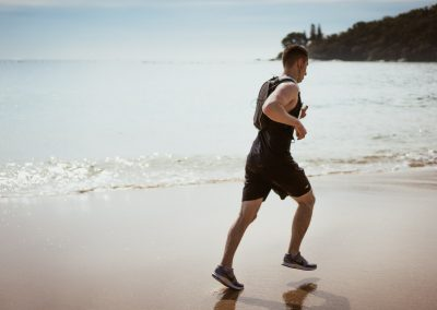 Beach Running – The Good & The Bad
