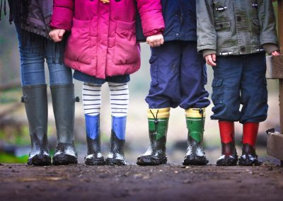 In-toeing, knock knees and bow legs – children's walking issues