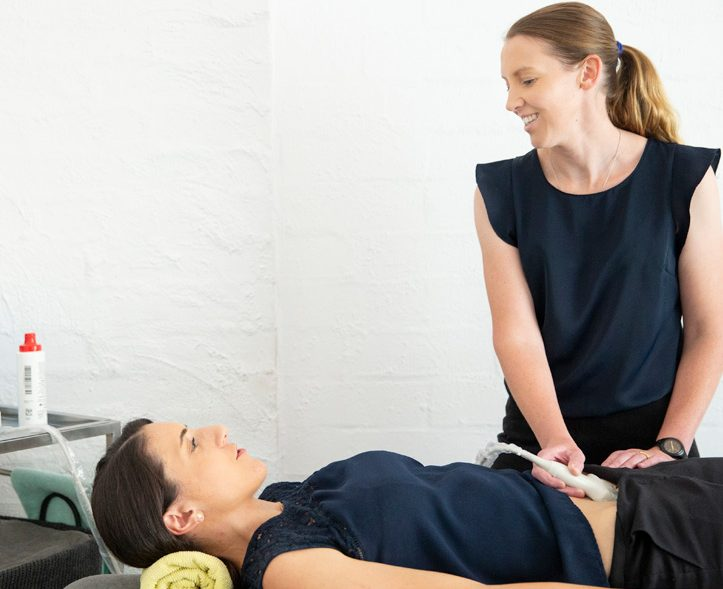 Physiotherapy Nedlands women's health ultrasound