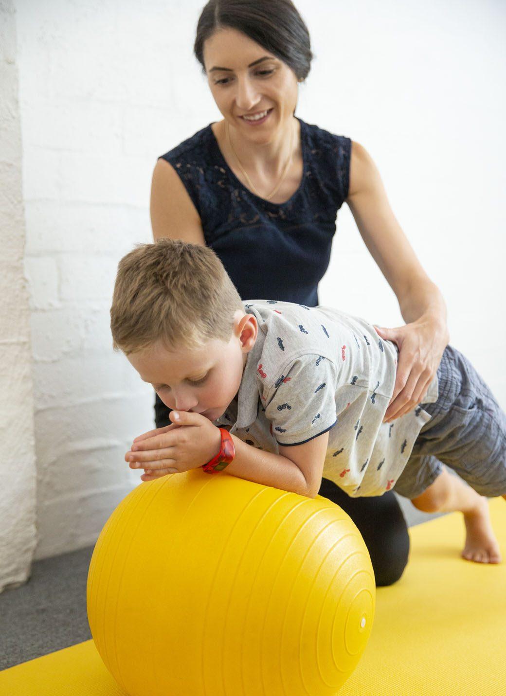 children's physio nedlands