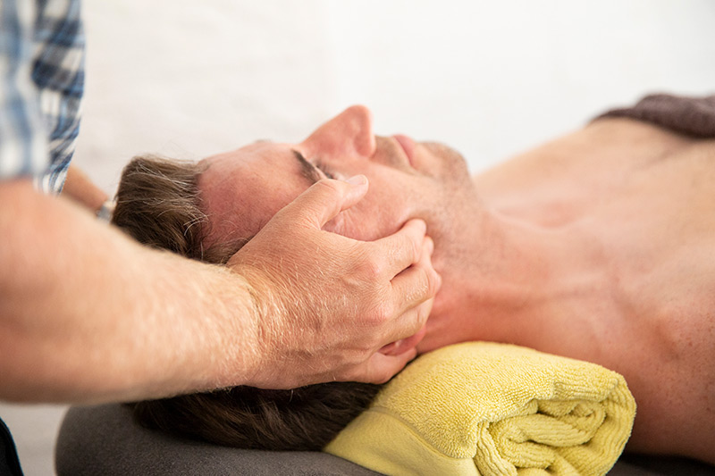 TMJ jaw pain physio perth
