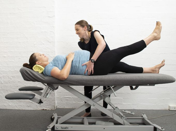 women's health pregnant physio perth