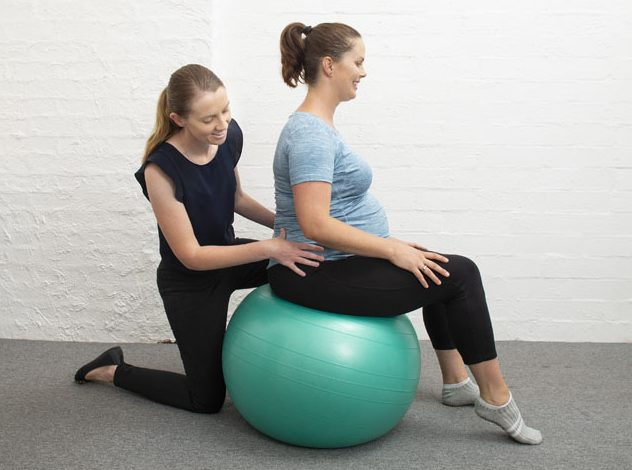 women's health incontinence physio